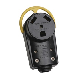 30Amp Replacement Receptacle Single