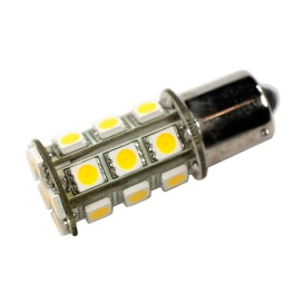 1156 Bulb 24 LED Bright White 12V 6Pk