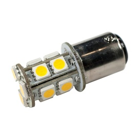 1004 Bulb 13 LED Soft White 12V 6Pk