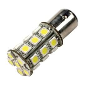 1157 Bulb 24 LED Bright White 12V 6Pk