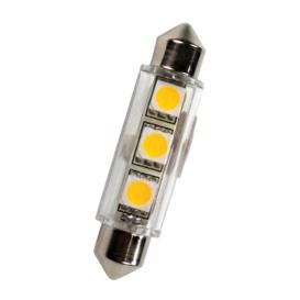 211 Bulb 3 LED Soft White 12V