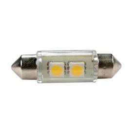 211-2 Bulb 2 LED Soft White 12V