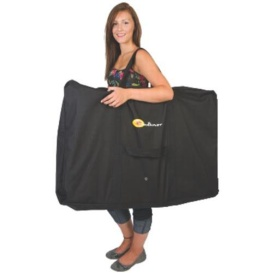 Buy Faulkner 51334 Chair Bag Black - Camping and Lifestyle Online|RV Part