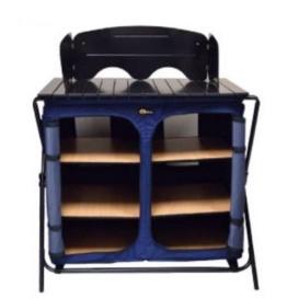 Buy Faulkner 49583 Camp Cuisine Portable Kitchen - RV Parts Online|RV Part
