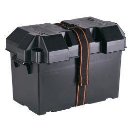 Battery Box Group 27 Black