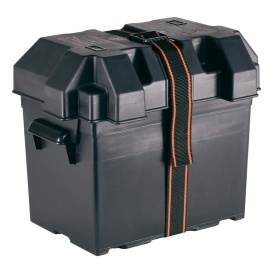 Battery Box Group Gc-2 Black