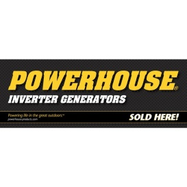 Buy Power House 69726 Battery Charge Cables V-Style - Generators Online|RV