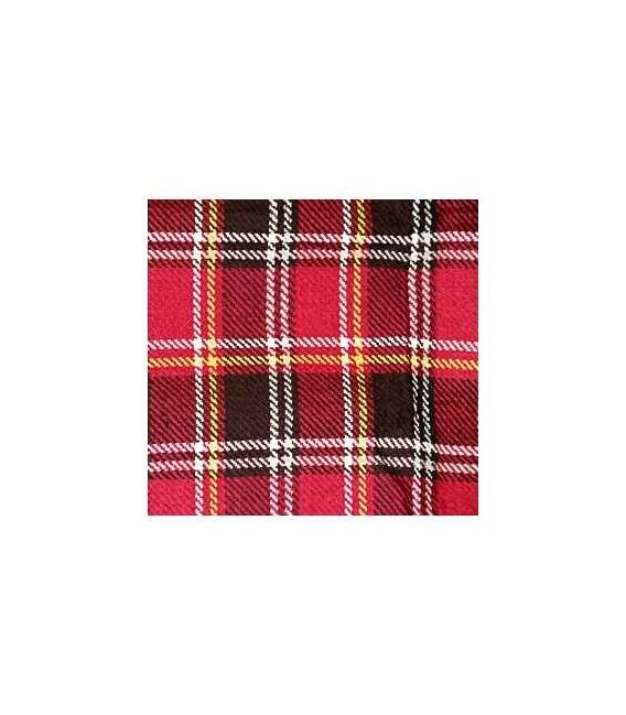 Buy Carefree 907002 Blanket Burgundy Fade Plaid 6.5' X5.5' - Camping and