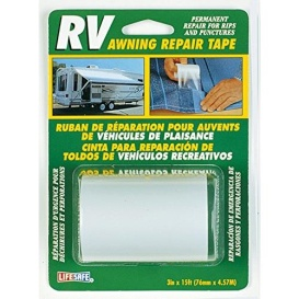 """Buy Top Tape RE3848 Awning Repair Tape 3"""" X 15' - Awning Accessories"""