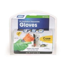 Buy Camco 40285 Disposable Dump Gloves 100 Count - Sanitation Online RV