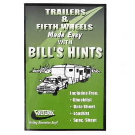 Buy Valterra SAL05 RVing Made Easy Trailers/Fifth Wheels - Games Toys &
