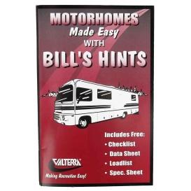 Buy Valterra A02-3000 RVing Made Easy Motorhomes - Games Toys & Books