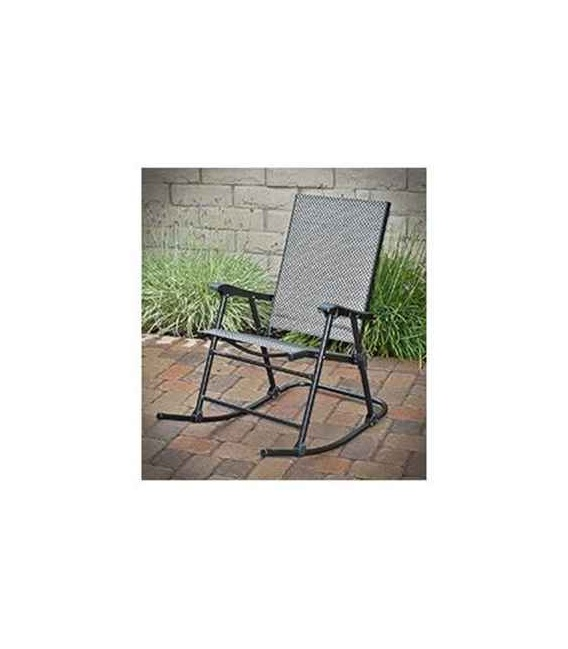 Buy Prime Products 13-6960 Signature Sling Rocker Bronze Weave - Camping