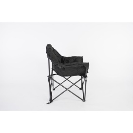 Buy Faulkner 52285 Big Dog Chair Black - Camping and Lifestyle Online|RV