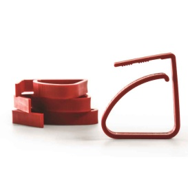 Buy Camco 58041 Red RV Tablecloth Clamps 4 Count - Camping and Lifestyle