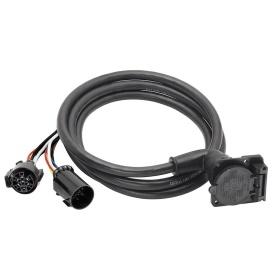 Buy Bargman 51-97-410 90-Deg Fifth Wheel Adapter Harness 9' - Fifth Wheel