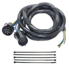 Buy Reese 20140 Fifth Wheel Adapter Harness - Fifth Wheel Electrical