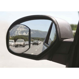 """Buy Camco 25603 Convex Blind Spot Mirror (4"""" x 5-1/2"""") - Mirrors Online