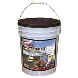 Buy Valterra K88123 Deluxe Starter Kit In Bucket - RV Starter Kits
