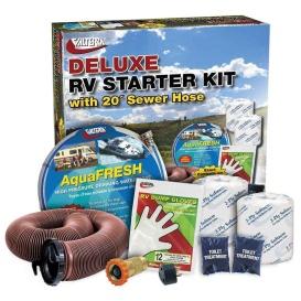 Buy Valterra K88108 Deluxe/ Premium RV Starter Kit - RV Starter Kits