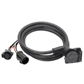 Buy Bargman 50-97-410 90-Deg Fifth Wheel Adapter Harness 9' - Fifth Wheel