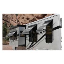 Buy Carefree IC0001 Sl Window Awning Hardware Satin/Black - Window/Door