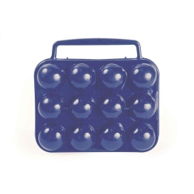 Buy Camco 51015 Egg Carrier-Holder Holds A Dozen Eggs - Outdoor Cooking