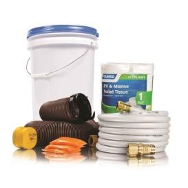 Buy Camco 44746 Starter Kit Bucket - VII - RV Starter Kits Online|RV Part