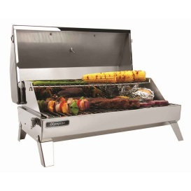 Buy Camco 57245 Olympian 6500 Stainless Steel Portable Gas Grill - RV