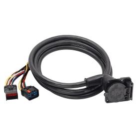 Buy Bargman 51-97-411 90-Deg Fifth Wheel Adapter Harness 9' - Fifth Wheel