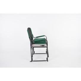 Buy Faulkner 52287 El Capitain Directors Chair Green/Black - Camping and