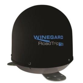 Buy Winegard RT2035T RoadTrip Mission T4 Satellite TV Antenna Black -