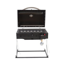 Buy Faulkner 52301 Grill Deluxe Black - Camping and Lifestyle Online|RV