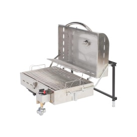 Buy Faulkner 52302 Grill Deluxe Stainless Steel - RV Parts Online|RV Part