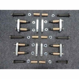 Buy Mor/Ryde UO12-029 Wet Bolt Kit for CRE3000/Correct Track Hanger -