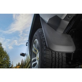 Buy Husky Liners 57641 Custom Mud Guards Dually Rear Mud Guards - Mud