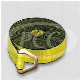 """Buy Pacific Cargo 2625DR 2"""" STRAP WITH DRING - Cargo Accessories Online
