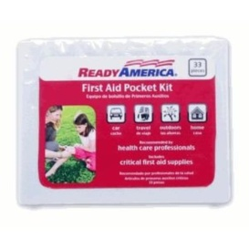 Buy Ready America 74001 POCKET FIRST AID KIT 33PC - Camping and Lifestyle