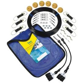 Buy TACO Marine RK-0003MP Premium Mono Triple Rigging Kit - Hunting &