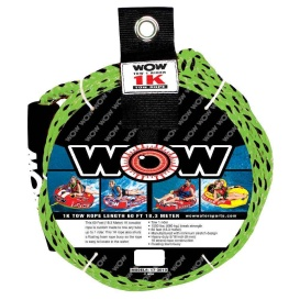Buy WOW Watersports 17-3010 1K 60' Tow Rope - Watersports Online|RV Part