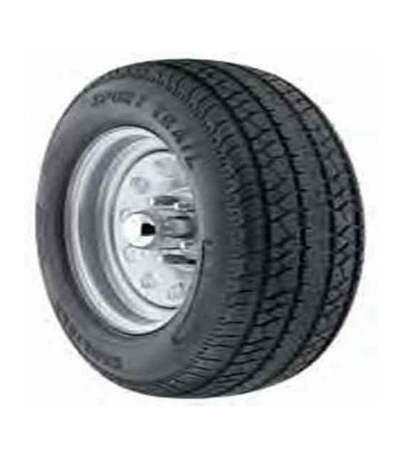 Buy Americana 3S704 Wheel/Tire 5L ST205/75D15C Spoked White - Trailer