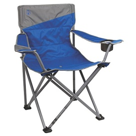 Buy Coleman 2000026491 Big N Tall Quad Chair - Camping and Lifestyle