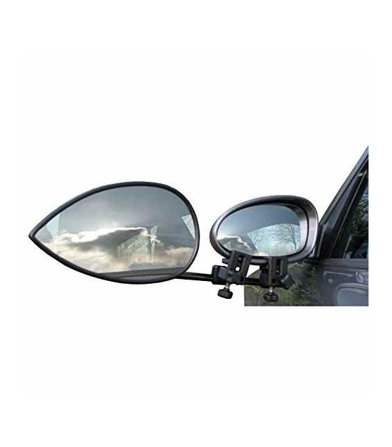 Buy Dometic DM2899 Aero HD Towing Mirror Wide 4Pk - Towing Mirrors