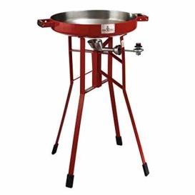 """Buy Firedisc TCGFD22HRR FIREDISC DEEP (36"""") - FIREMAN RED - Outdoor"""