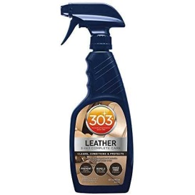 Buy Gold Eagle/303 30218 303 Auto Leather 3In1 16 Oz - Cleaning Supplies