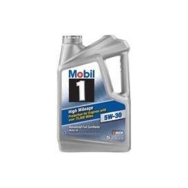 Buy Mobil 120769 MOBIL 1 HIGH MILEAGE 5W - Lubricants Online|RV Part Shop