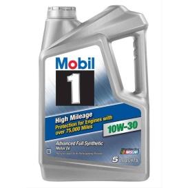 Buy Mobil 120770 MOBIL 1 HIGH MILEAGE 10 - Lubricants Online|RV Part Shop