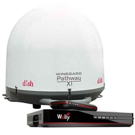 Buy Winegard PL-8000 Dish Playmaker Dual Auto Sat White - Satellite &