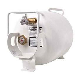Buy YSN Imports YSN201HZL Steel Propane Tank Cylinder for, 20 LB