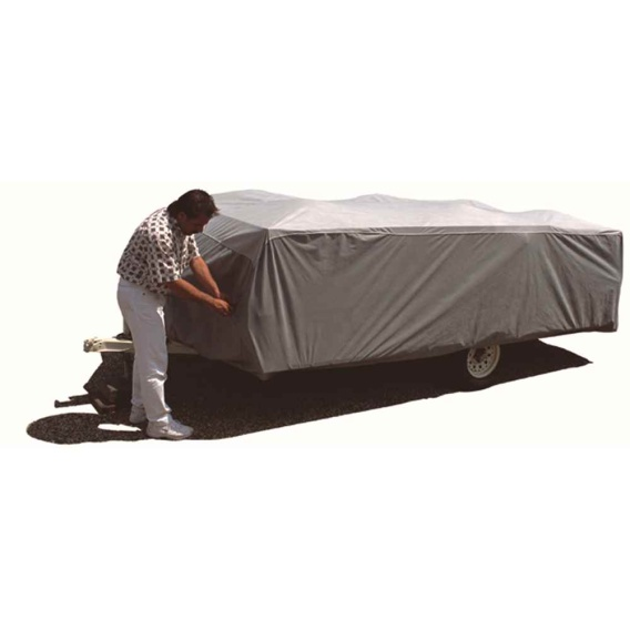 Aquashed Folding Trailer Cover 16'1 To 18'
